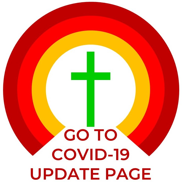 Green but red logo - GO TO COV