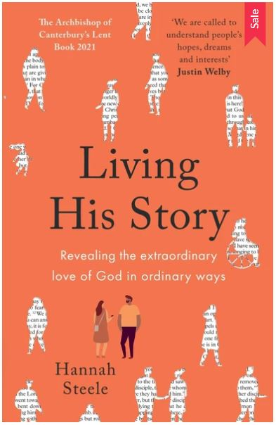 Living His Story cover